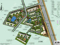海岸国际假日花园规划图