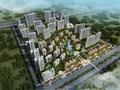 银滩•万泉城2区效果图