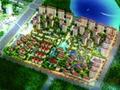 中电海湾国际规划图